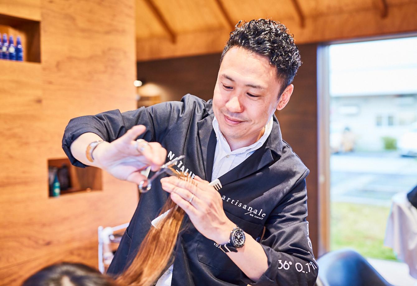 Yocouchi&co.株式会社 代表取締役 横内 尚樹様
