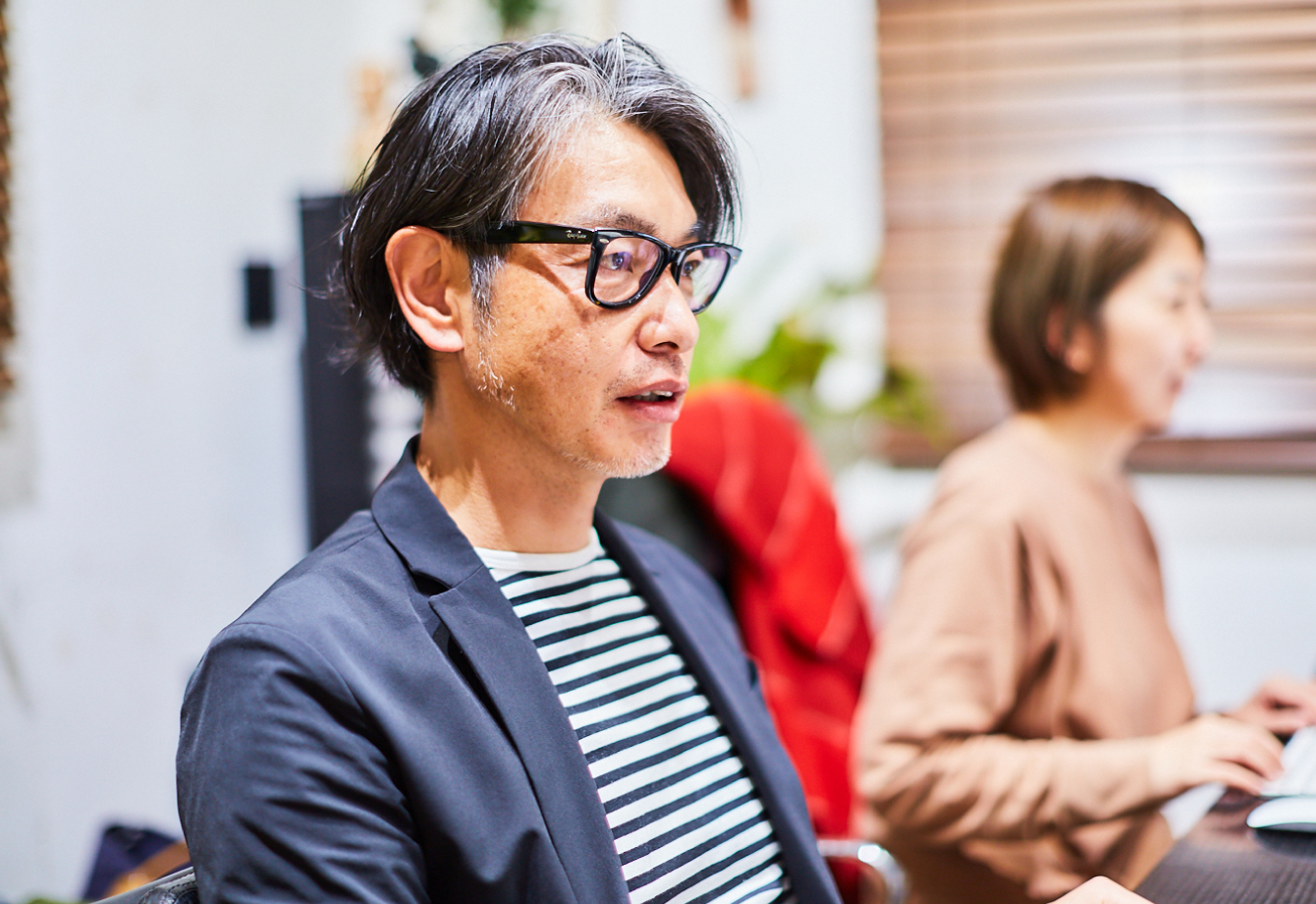 株式会社トランク 代表取締役 笹目 亮太郎様